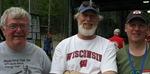Bill Mathewson, Steve Ahlers, Hub Brennan