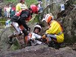 injured rider
