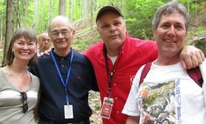 Mrs. Roger Ansell, Wilt Wagner, Martin Belair, Mr. Roger Ansell